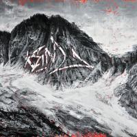 Affronter les sommets 5, acrylique et huile sur toile, 122 x 183cm, 2010