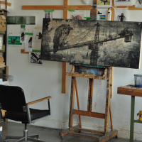 Vue d'atelier 2011