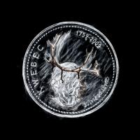 Hommage à sa Gracieuse Majesté, estampe numérique, tirage de 10, 90 x 60cm, 2009