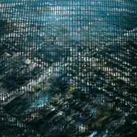Random 1, huile sur toile, 33 x 43cm, 2001
