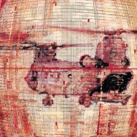 Random 19, huile sur toile, 35,5 x 46cm, 2002