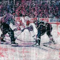 Random 23, huile sur toile, 35,5 x 46cm, 2002_martinbureau.com