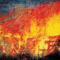 Random 30, huile sur toile, 35,5 x 46cm, 2002