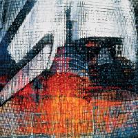 Random 31, huile sur toile, 35,5 x 46cm, 2002