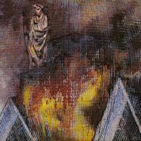 Random 34, huile sur toile, 35,5 x 46cm, 2003